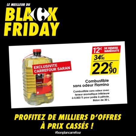 Combustible Poele A Petrole Carrefour Prix